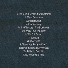 11 Hanshotfirst album tracks