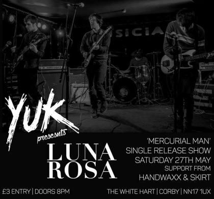luna rosa single show