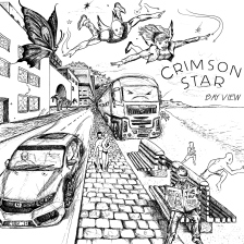 Crimson Star Cover Artwork
