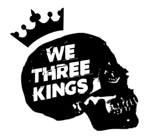 We Three Kings logo