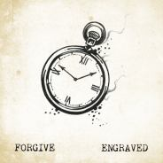 Forgive engraved cover art